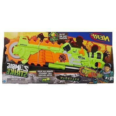 NERF Strike Brainsaw Blaster