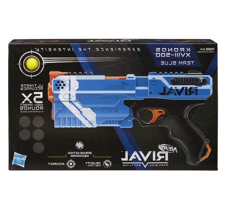 New Blue for Boys Kronos Gun Cannon