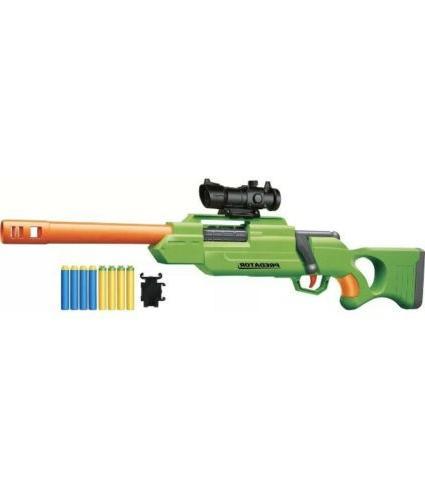 New Warriors Bolt Action Predator Nerf Gun