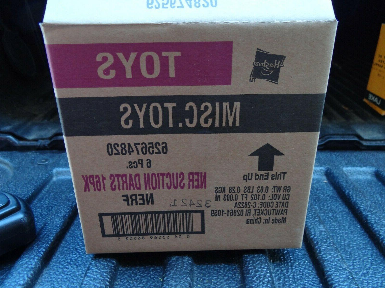 new box n strike suction darts 6