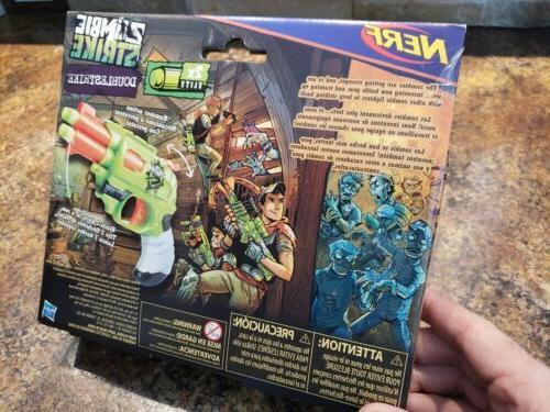 NEW Zombie Strike shoot barrel pistol