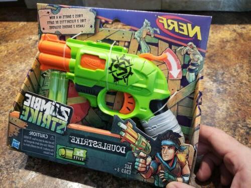 new doublestrike zombie strike gun shoot double