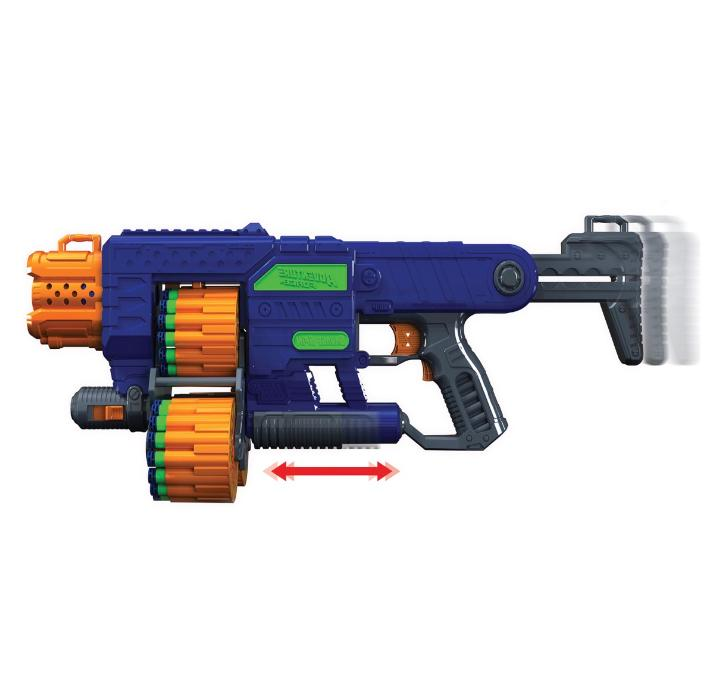 New Foam for Boys Includes Nerf Blaster Toy Guns