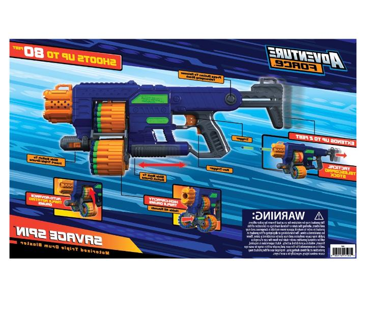 New Foam for Boys Nerf Toy