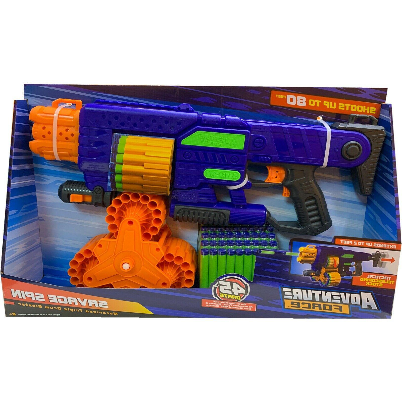 New Foam Dart Compatible Blaster 80ft