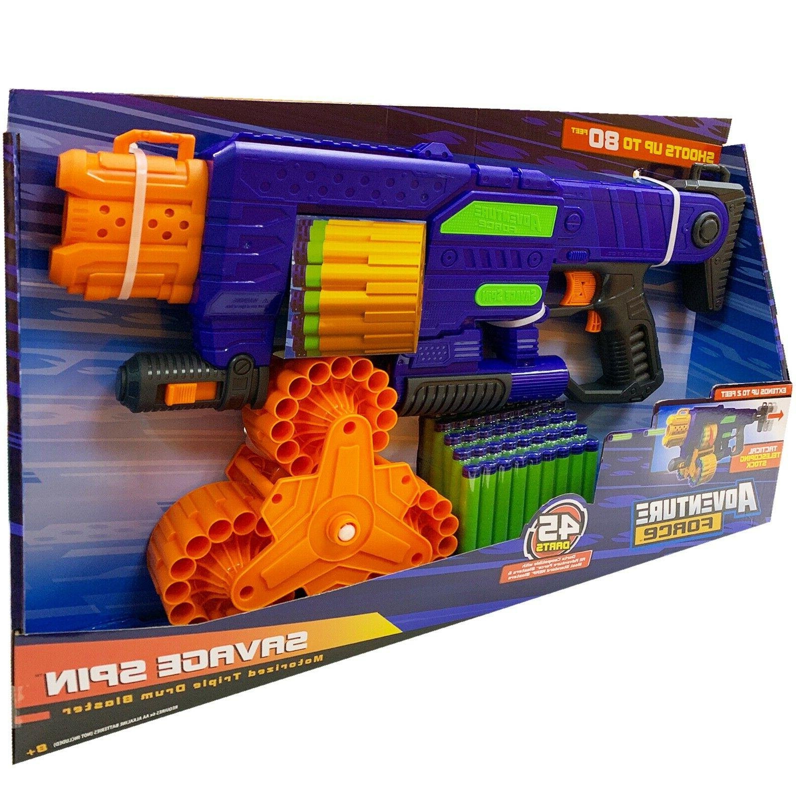 New Foam Compatible Machine Motorized Blaster Kids Toy Refill 80ft