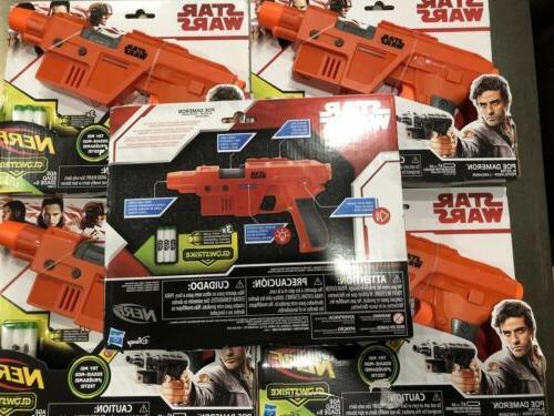 New Nerf Star Blaster 3 Darts Glow in