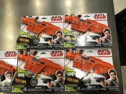 new gun glowstrike star wars poe dameron
