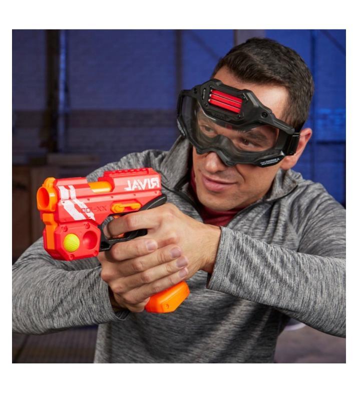 New Nerf Gun Blue Boy's Toy Guns Darts