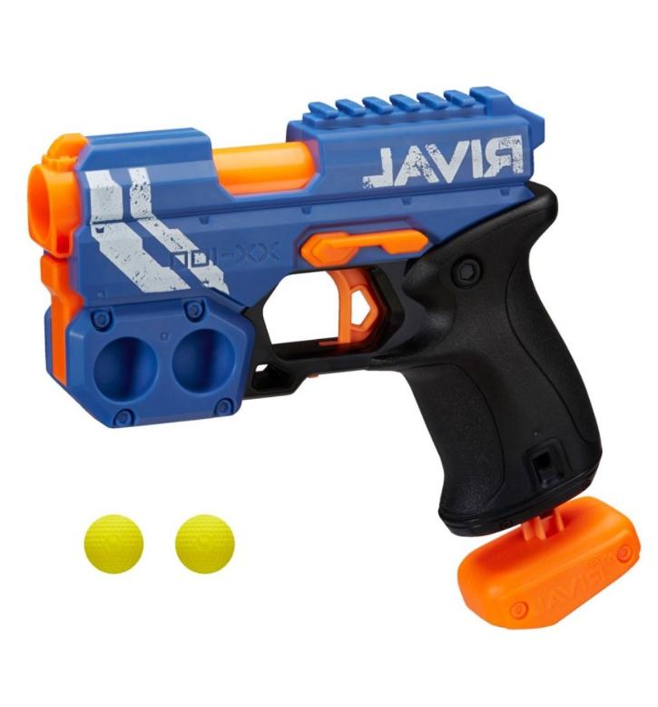 new gun rival knockout blaster red or
