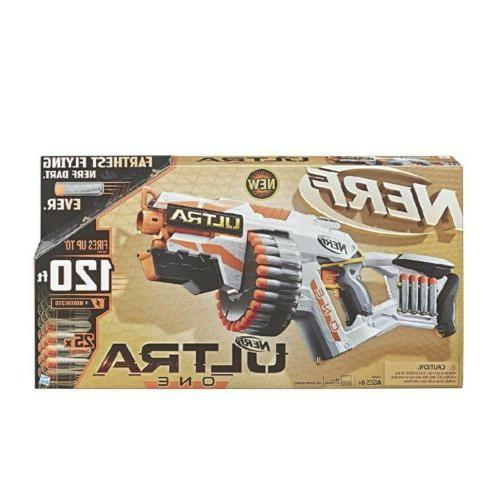 new gun ultra one motorized blaster rapid