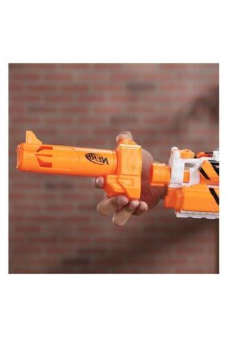 New Nerf N Alphahawk Series Blaster Gift Gun Dart
