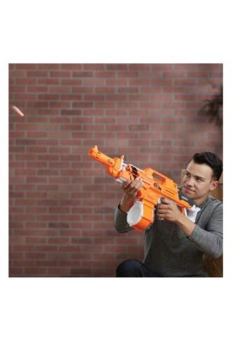 New N Alphahawk Accustrike Series Elite Blaster Gift Dart