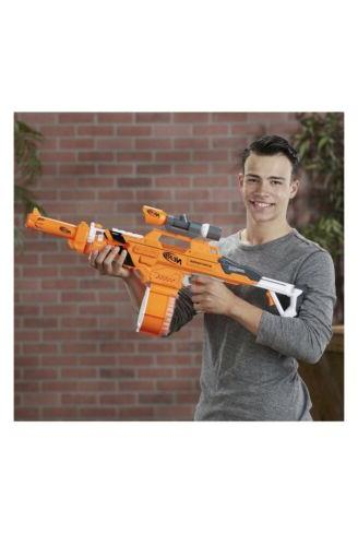 New Alphahawk Accustrike Series Elite Blaster Gun Kid's Dart