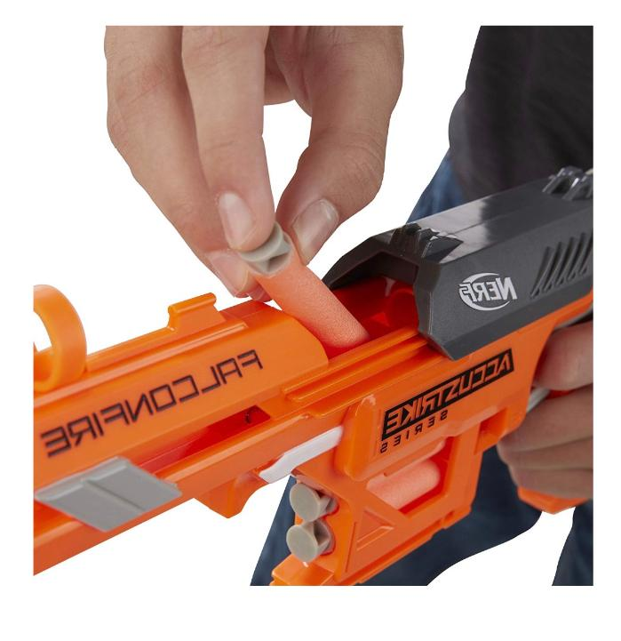 New N Elite AccuStrike Nerf for Darts Toy