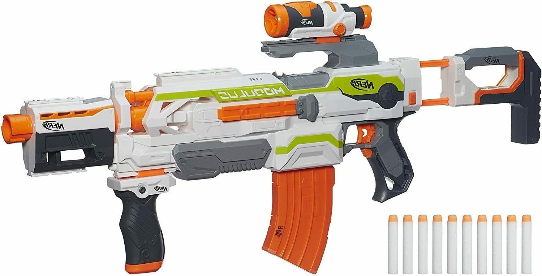 n strike modulus ecs 10 blaster brand