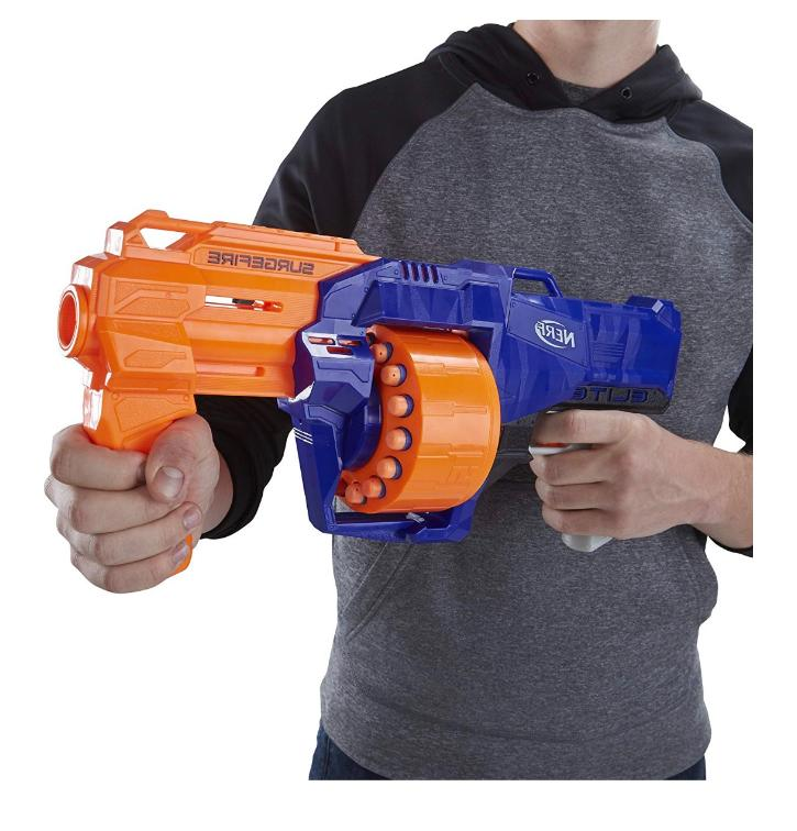 New Strike Blaster Guns for Darts Foam