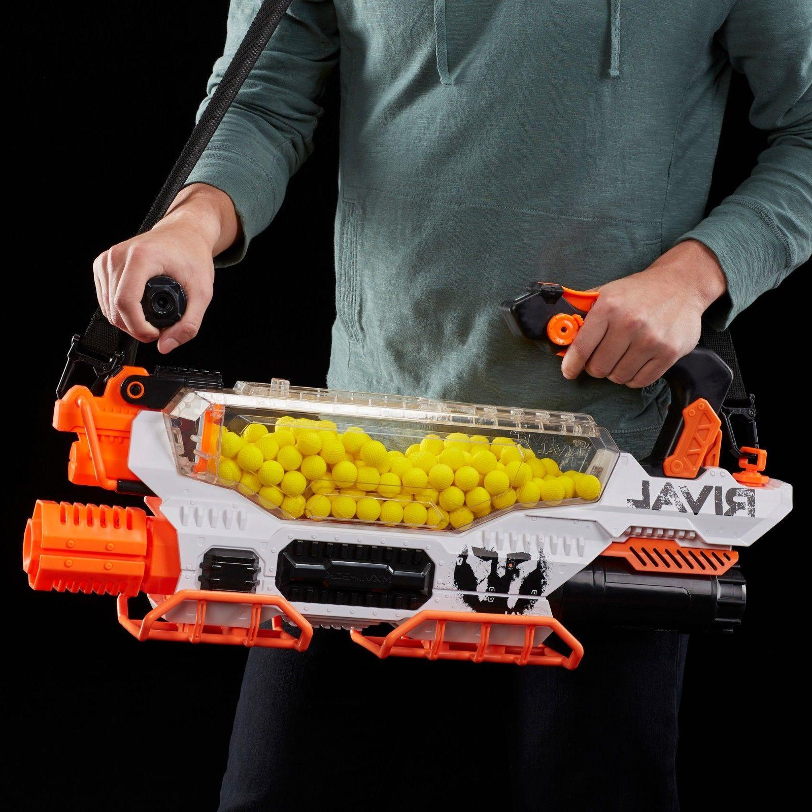 NEW Toy For Kids Adults Boys Girls Rival Blaster 200 Rounds