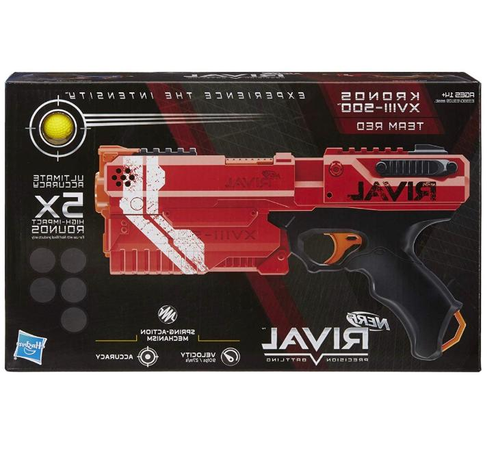 New Nerf for Rival Kronos Gun Hand Cannon Rounds