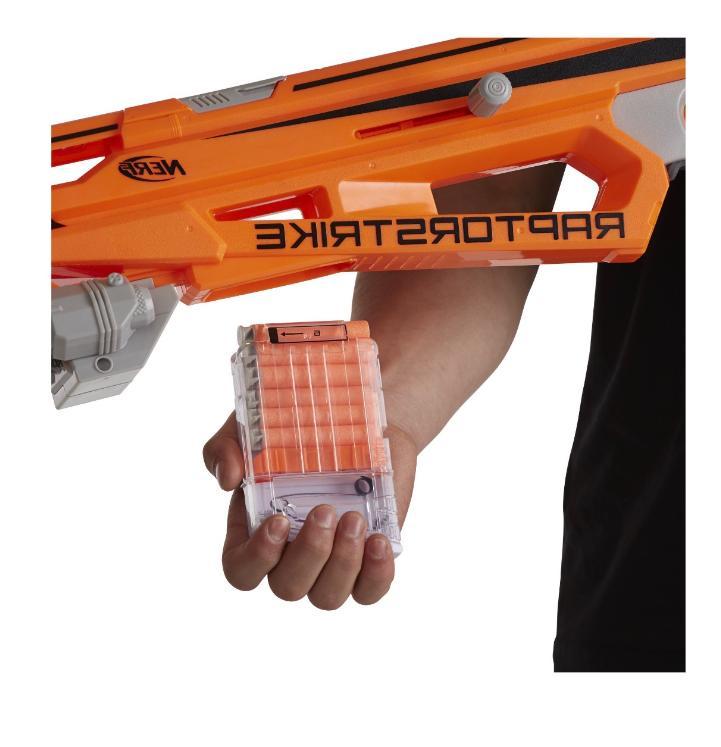 New Nerf Sniper Accustrike Raptor Toy Guns for Gift