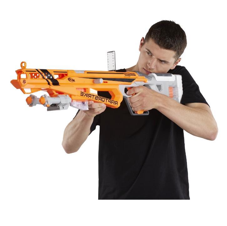 New Nerf Accustrike Strike Toy Guns for Boys Gift