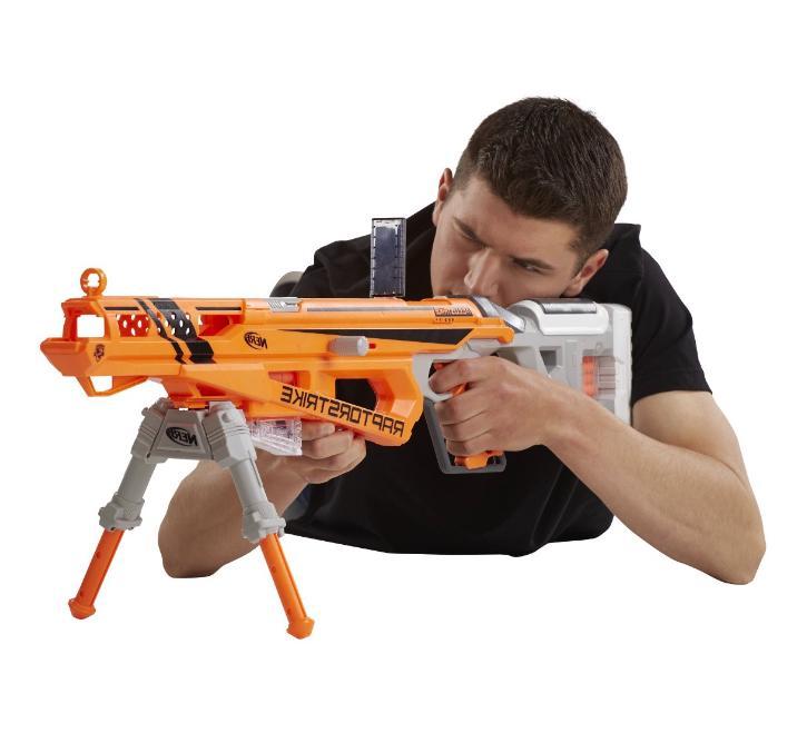 New Nerf Sniper Accustrike Raptor Strike Toy Boys Gift