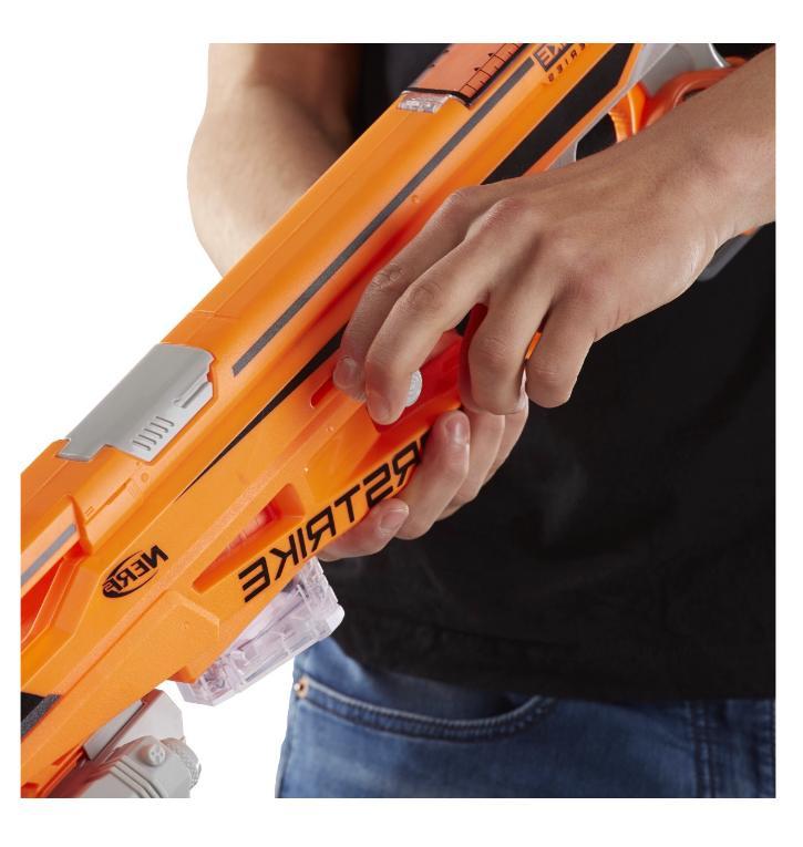New Accustrike Strike Blaster Toy Gift