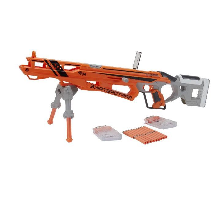 new sniper rifle accustrike raptor strike blaster