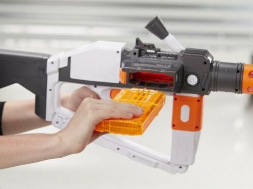 NEW! Star Wars Gun Glow Strike First Order Stormtrooper Blaster