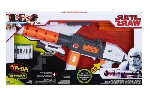 new star wars gun glow strike dart