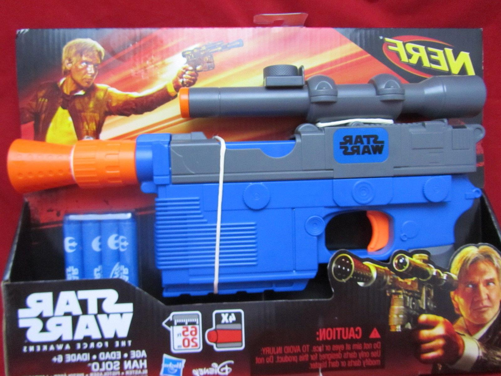 New Han Dart With Scope 2015
