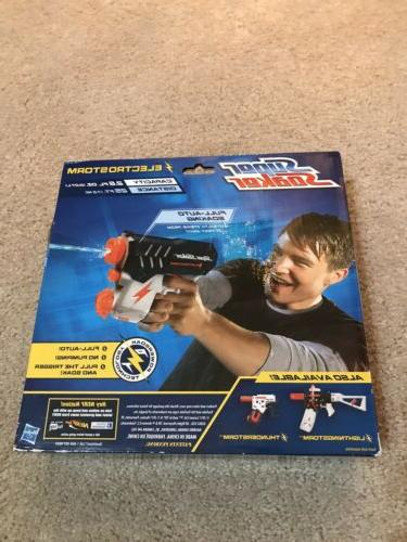 New Super Electrostorm Motorized Water Up To Gun