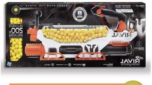 NEW Nerf Rival Blaster MXVIII-20K 200
