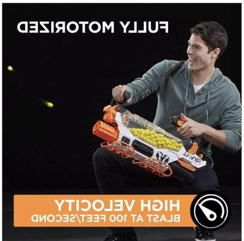 NEW Nerf Toy Rival Blaster Gun 200 X Rounds