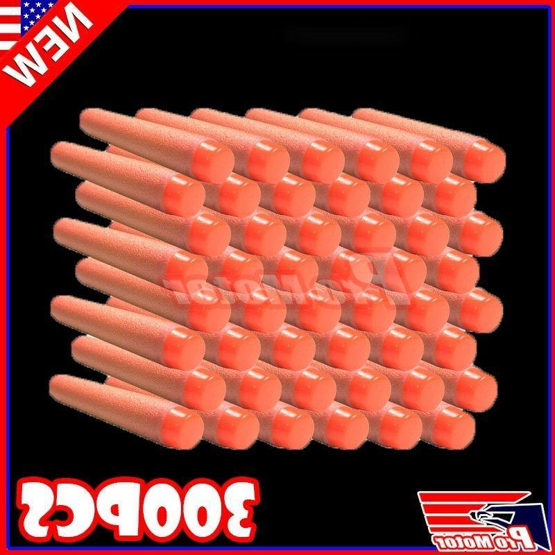 Orange 300PCS Refill Bullet Darts Series z