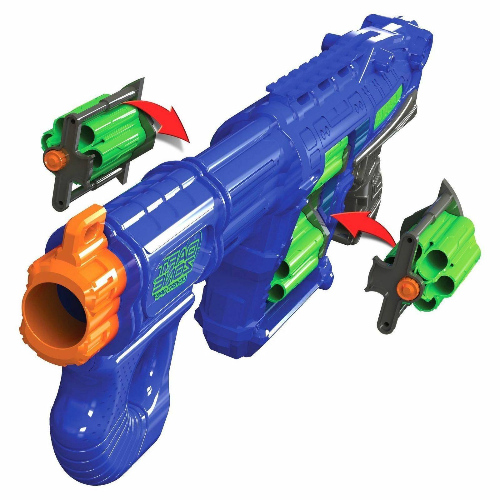 Dart Blaster Quatroblast Blaster Foam