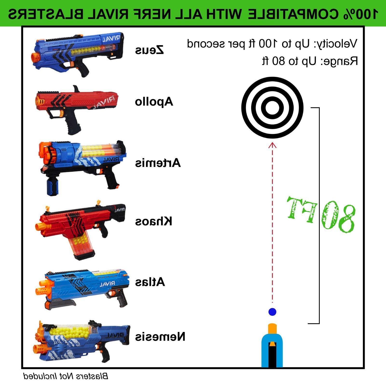 JAM Accurate Balls Guns - - Colors