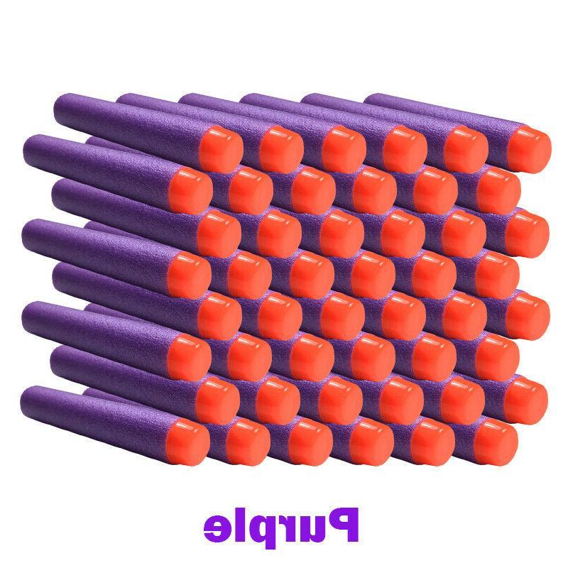 Purple 7.3cm 300PCS Bullet toy Series