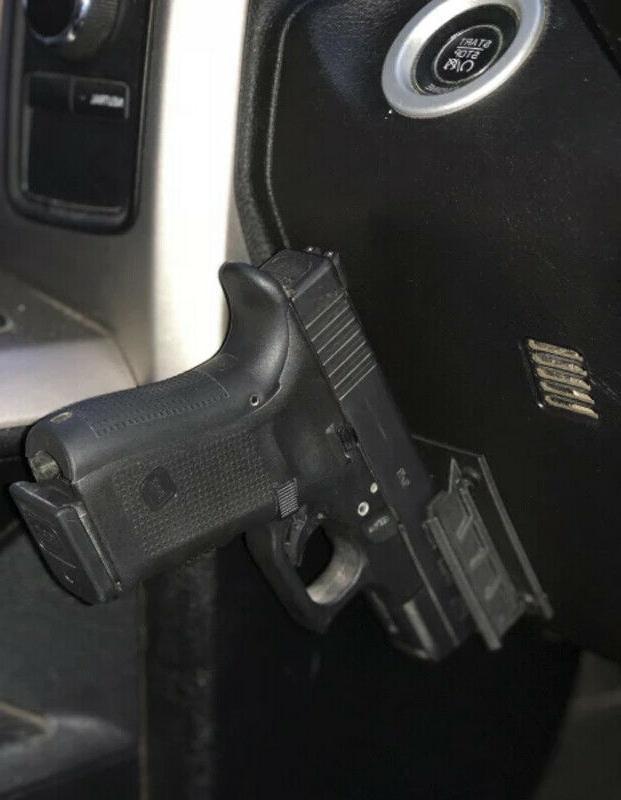 Phantom Gun Mount & Holster - Concealed