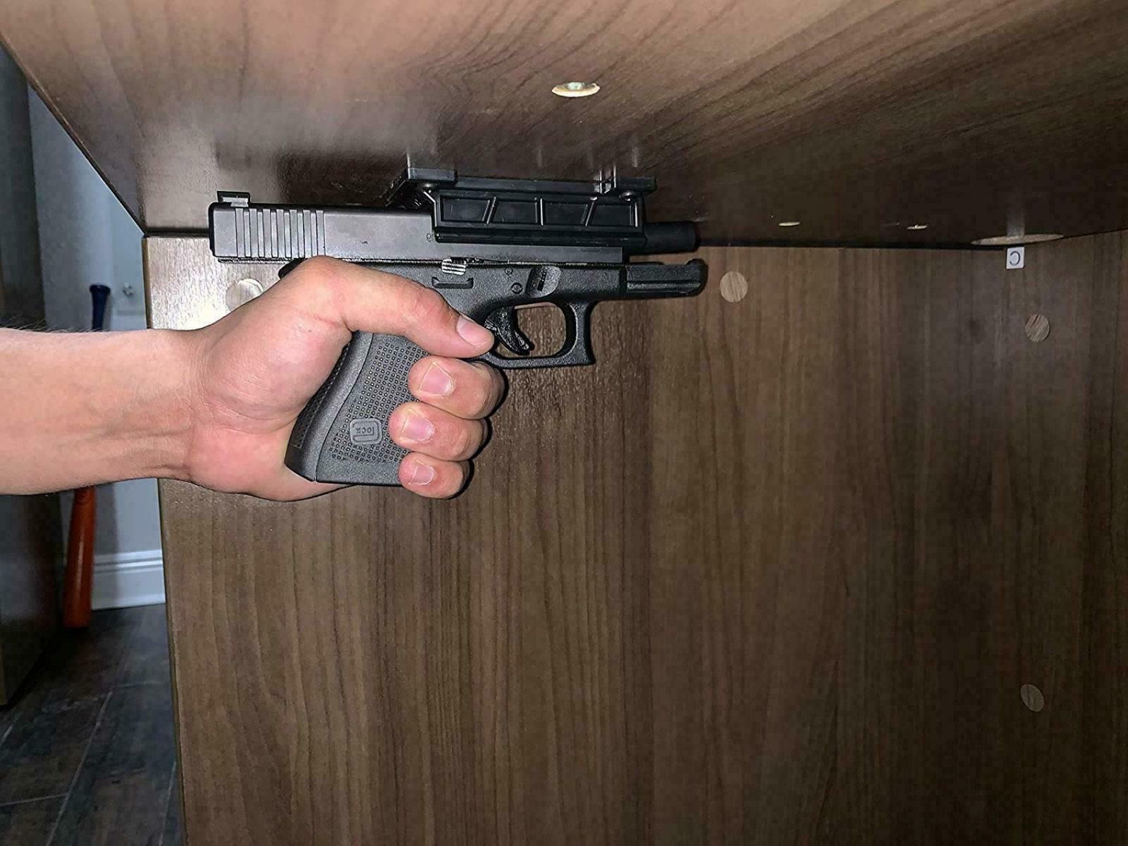 Phantom Quickdraw Gun Mount & Holster - Concealed Tactical