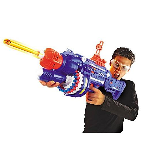 """Rapid Rotating Blaster"""" by Dimple, 40 Suction Darts & Rotating Chamber up 40"""