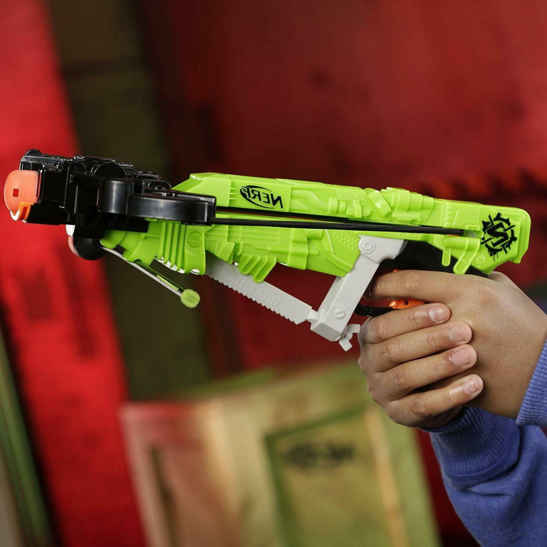 Real Crossbow Gun N-Strike Gun Darts