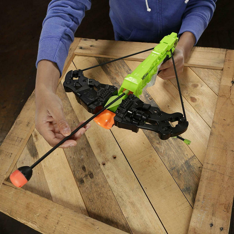 Real Crossbow Action Gun Blaster Gun Darts