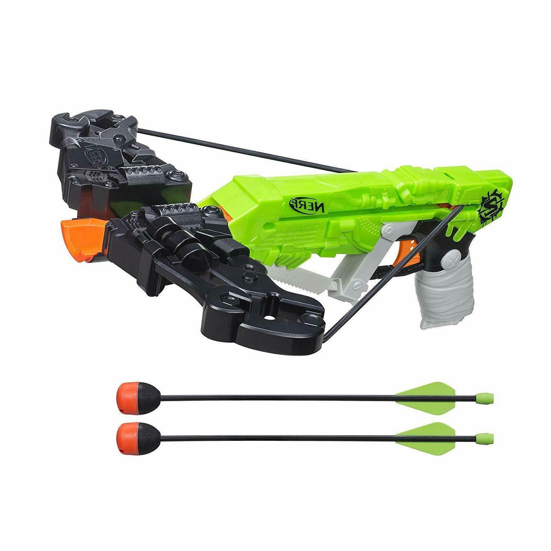 real crossbow action gun n strike blaster