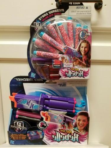 rebelle mini mischief secrets and spies gun
