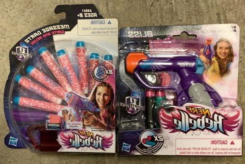 rebelle secrets spies bliss blaster and message