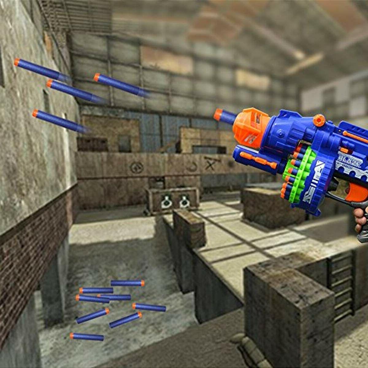 Refill Bulk Bullets for Nerf N-Strike Blue