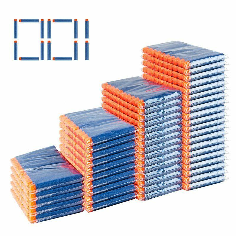 Refill Foam Darts for Elite Series Compatible