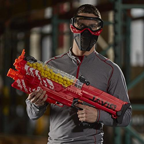 Nerf Red