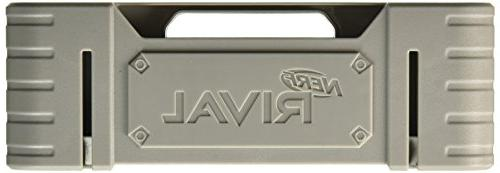 rival rechargeable battery red blue